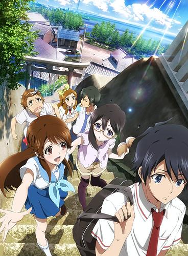 140526(2) - 融合「未來」科幻與青春、原創動畫《Glasslip》將在7/3首播、第二批聲優&加長版PV出爐!