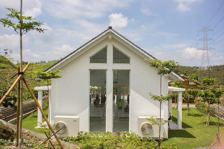 台南私藏景點--白色教堂 (6)