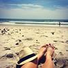A+ beach day
