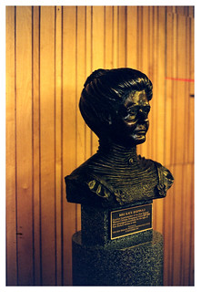 Bust of Kate Sheppard