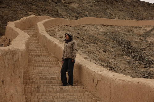 La muraille de Jiayuguan