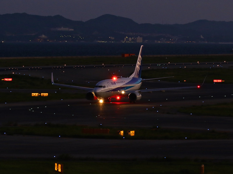 JA06AN 全日空 ANA Boeing 737-700