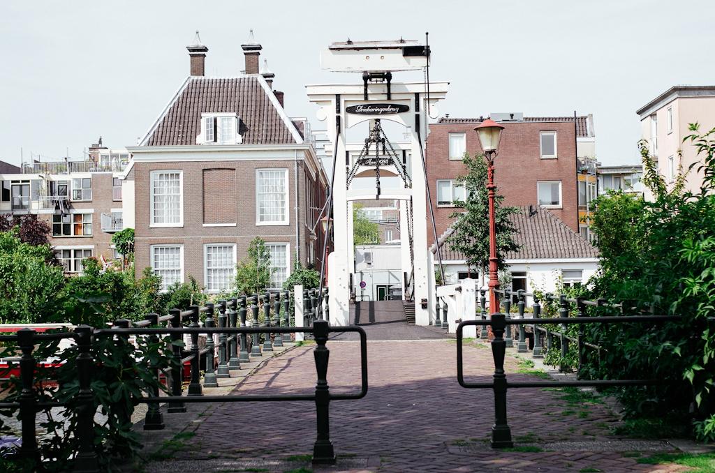 Amsterdam, Summer
