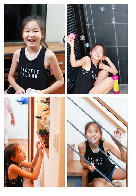 1才のお誕生日記念写真 双子 子供写真 家族写真 ホームパーティー 誕生日ケーキ ダッフィー しゃぼん玉 岐阜県岐阜市 出張写真