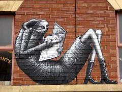 Street Artist - Phlegm