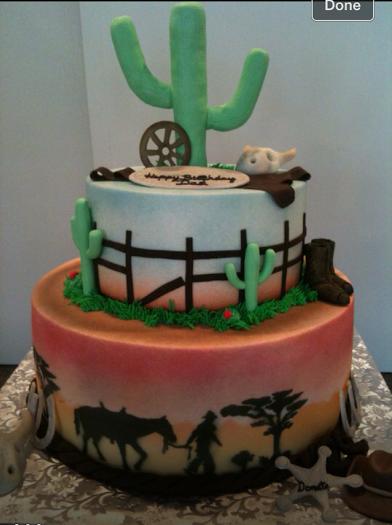Cake by Kim Freeman