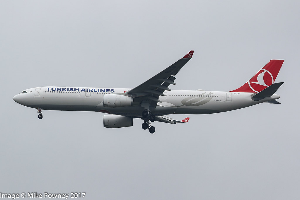 TC-LOF - A333 - Turkish Airlines