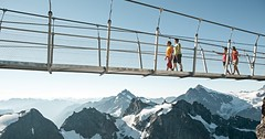 Titlis – kolébka švýcarských lanovek