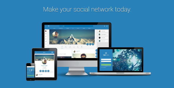 Scops Engine v2.0.41 - Social Networking Platform