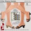 Kitten Sheena Sandals
