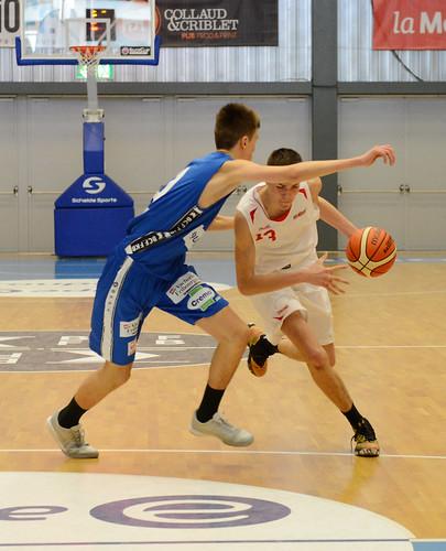 Grande Finale Fribourg Académie U16m -  Swiss Central Basket 30