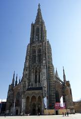 Ulmer Münster und Ulm