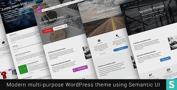 Chap WordPress Theme free download