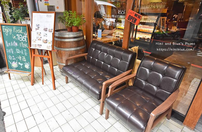 台北不限時咖啡1861甜點下午茶推薦09
