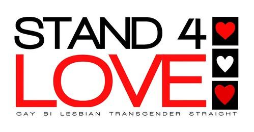 STAND4LOVE 2013: I STAND4LOVE...Do u?
