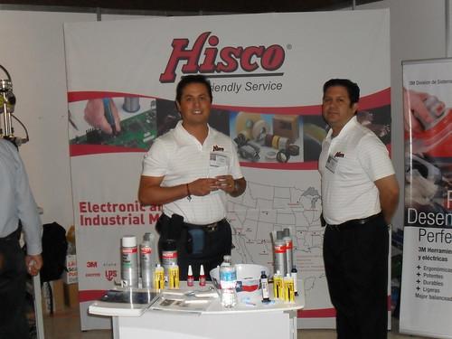 Hisco México en la Expo proveedores