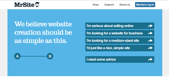 3 Simple To Use Website Building Tools