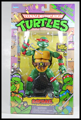 Raphael_Teenage Mutant Ninja Turtles Classic