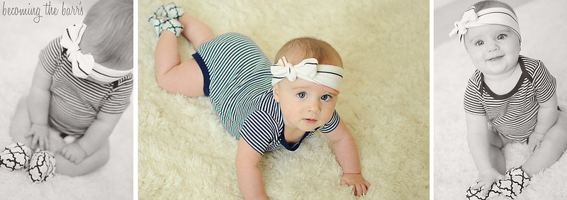 hipsqueaks inspired cotton tie knot headband