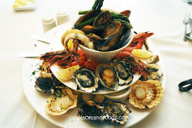 richardson bistro seafood platter