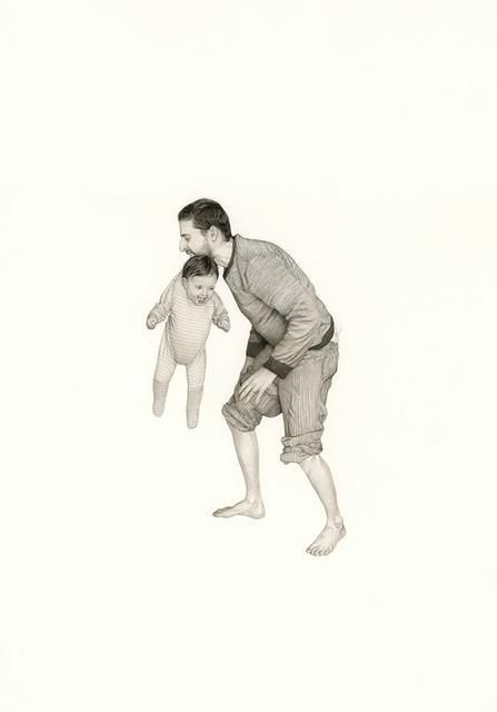 Fabien Merelle, Animal, 2013