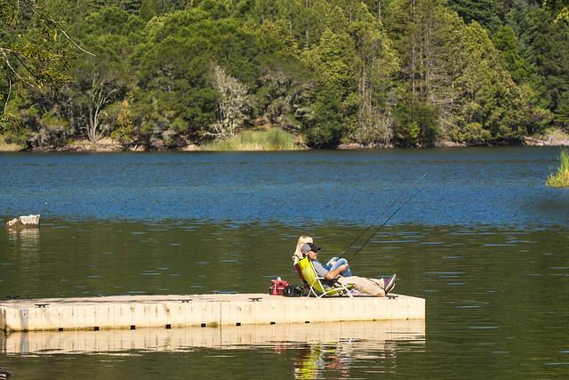 Fishing on loch lomond flickr photo sharing for Loch lomond fishing