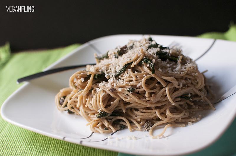 spinachmushroomspagetti2_veganfling