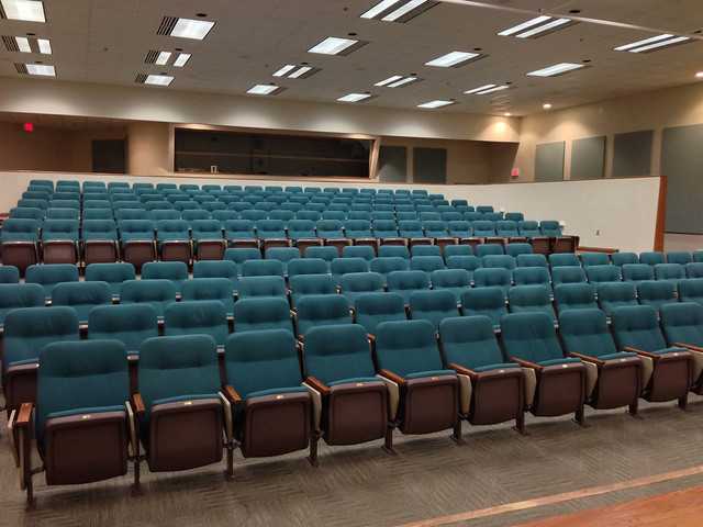 Kresge Audience