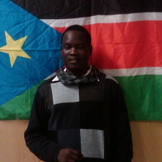 South Sudan student intership