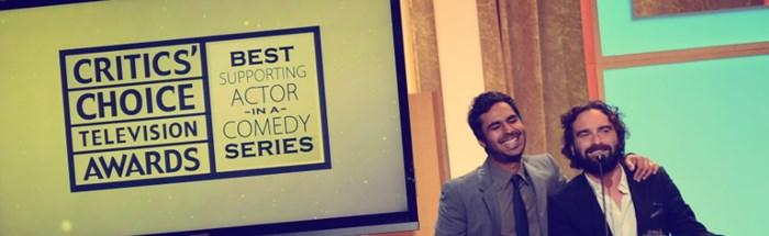 Critics Choice Television Awards CCTA 2013