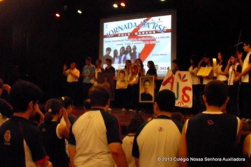 Juventude Salesiana: Enviados para a Missão by cnsamanaus