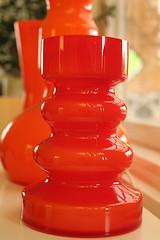 Glass vase Kosta Sweden