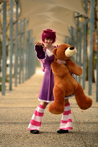 Annie & Tibbers - League Of Legends by Peter Dolkens