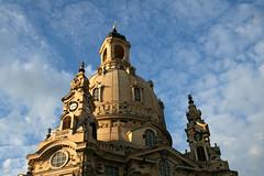 Frauenkirche - Kuppelkonstruktion