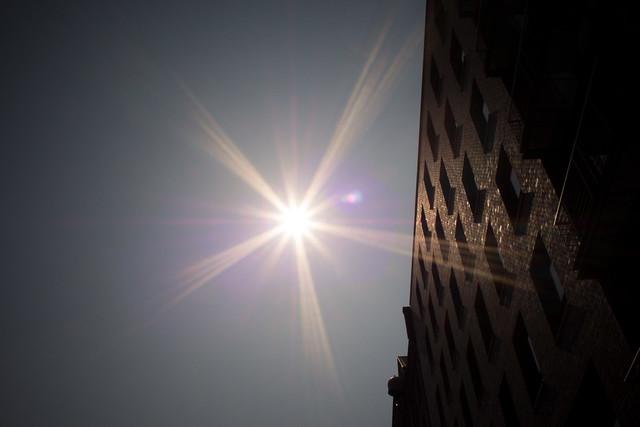 sun & house