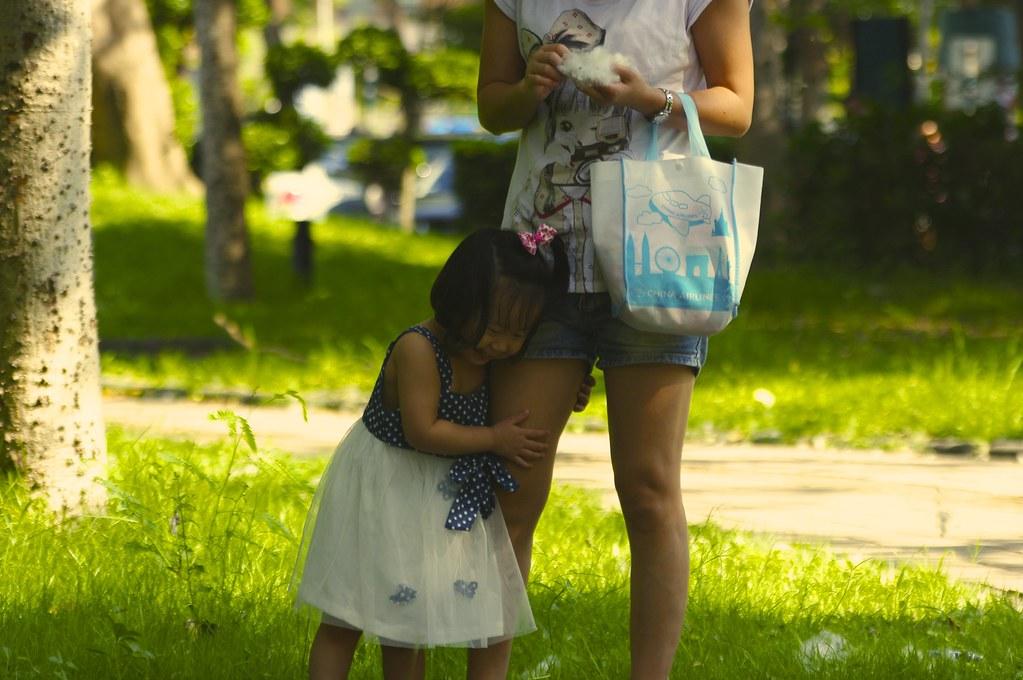 媽媽是孩子的永遠依靠
