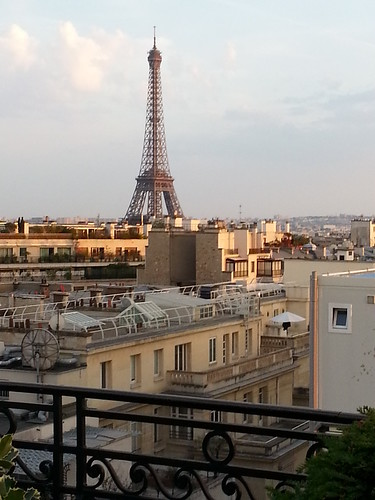 La Terrasse – Hôtel Raphael