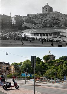 Gothenburg, Skanstorget 1915 / 2013