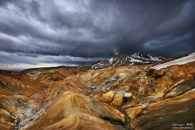 Geothermal Drama - Kerlingafjöll, Iceland