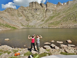 Flexing Our Muscles Below the Sawtooth