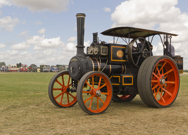 Photo:Gloucestershire Steam & Vintage Extravaganza 2013 By barryskeates