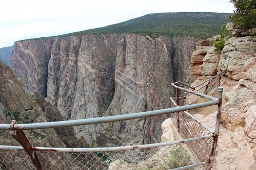nationalpark colorado nps overlook blackcanyonofgunnison deaftalent deafoutsidetalent deafoutdoortalent