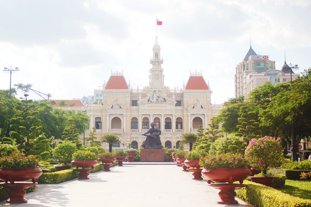 what to do in saigon