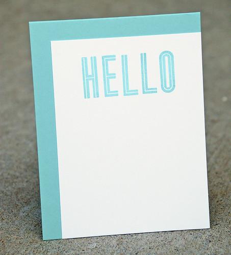 Modern card set3