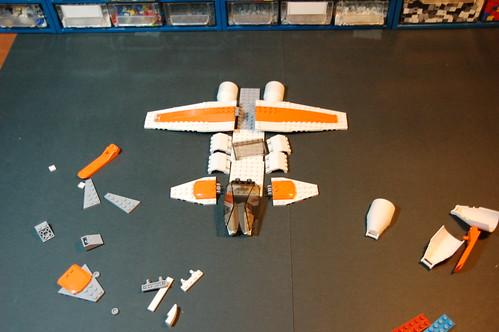 WIP Spaceship (1)