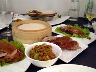 Famous Beijing Kaoya in Dadong