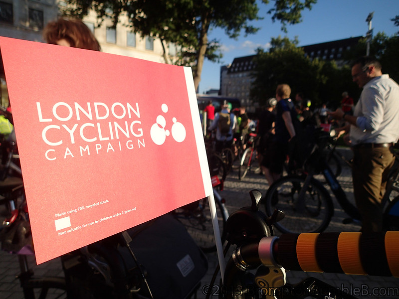 LCC: space4cycling
