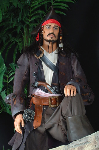 Hollywood Wax Museum - Pirates of the Carribean