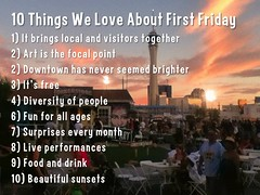10 Things We Love about First Friday Las Vegas @FirstFridayLV #firstfridaylv #rtcities