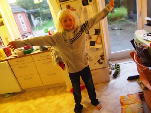 Máni fylder 11 år